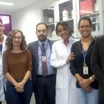 Gestores da Facipe visitam centro de pesquisas referência em Pernambuco