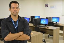 Marcos Costa assume coordenação de Redes de Computadores