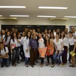Alunos promovem ação cidadã no Instituto Shopping Recife