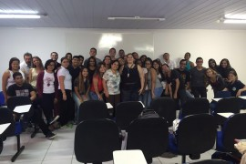 Palestras movimentam encontro de Biomedicina