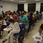 158 alunos realizam provas para programa de Monitoria