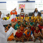 Ações de Extensão reúnem estudantes promovendo saúde