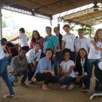 Ação de bem-estar e saúde no Complexo de Suape