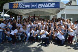300 alunos Facipe participam do ENADE