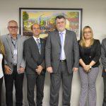 Facipe recebe cônsul da Eslovênia em Pernambuco