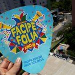 É hoje, Facipe Folia - Ano 3!!!!