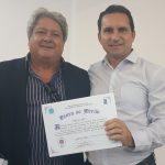 Diretor-acadêmico da Facipe recebe homenagem na UFPB