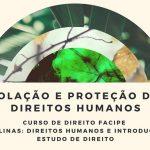 Exposição fotográfica aborda a violação e proteção aos Direitos Humanos