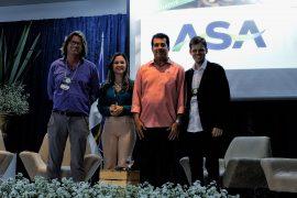 Coordenadora do Conduta Consciente ganha prêmio em Fórum de Sustentabilidade